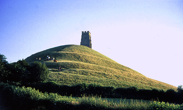 The Tor at Glastonbury