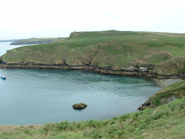 North Haven, Skomer Island