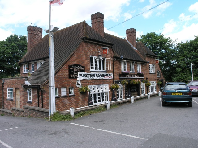 The Hand in Hand public house