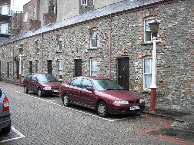 Jones Court, Cardiff city centre