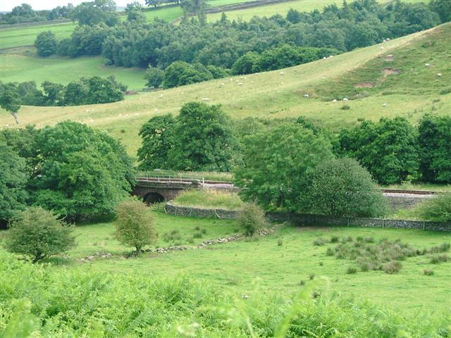 Railway Bridge Over Commondale Beck