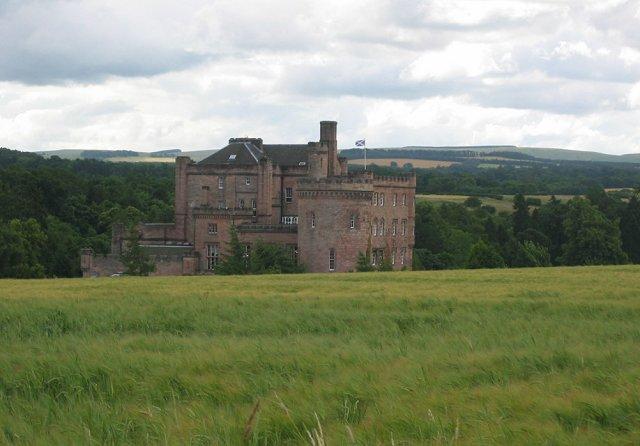 Dalhousie Castle.