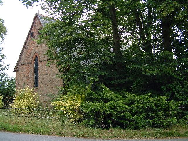 Holbeach St Matthew church