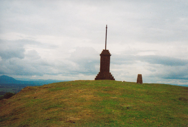 monument at Hill of Tarvit