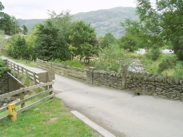 Rattlebeck Bridge, Glenridding