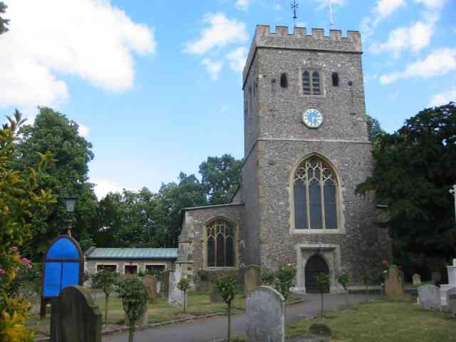 St Mary The Virgin Church Denham Village