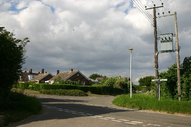 Crossroads, Great Barton