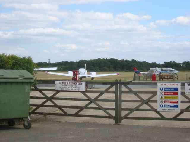 The Airfield at Denham