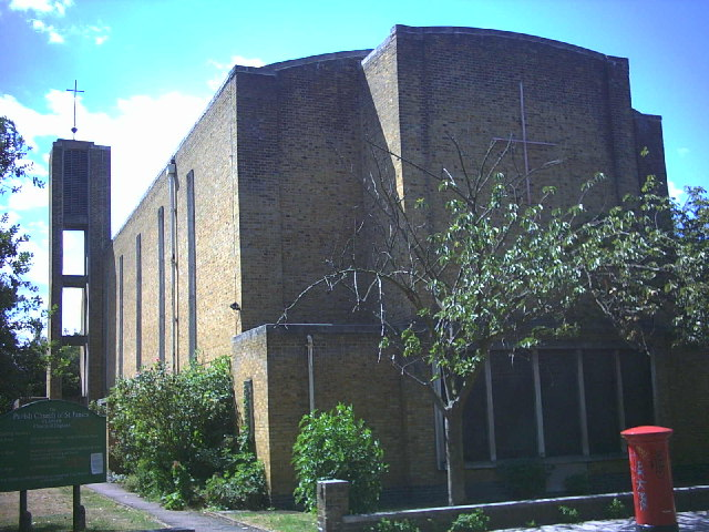 St. James Church, Park Hill Clapham.