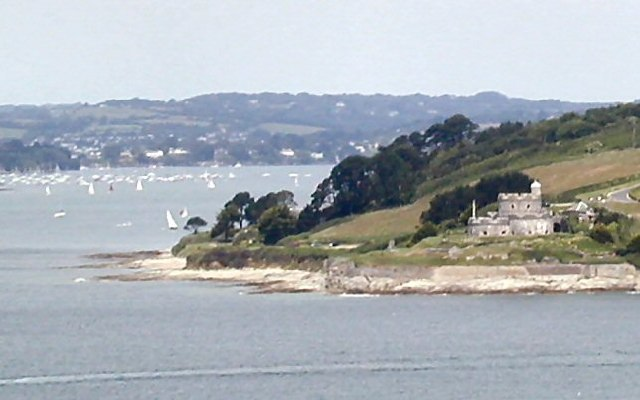 Castle Cove, St Mawes