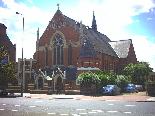 Polish RC Church, Balham High Road.