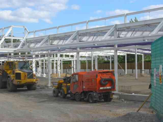 New Supermarket at Gerrards Cross