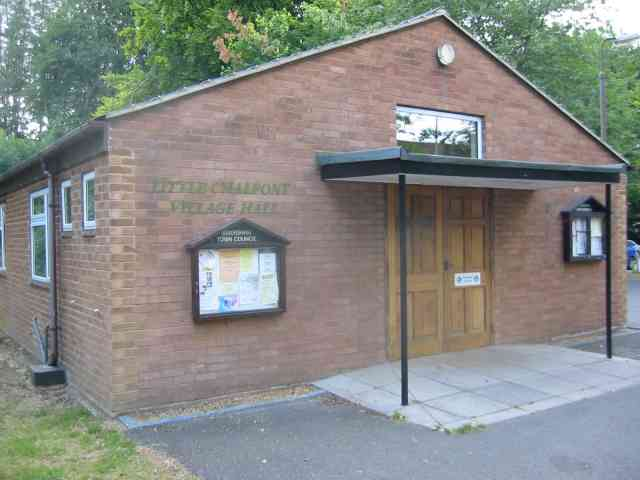 Village Hall  Little Chalfont.
