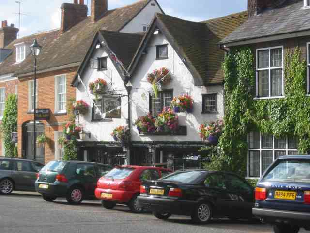Elephant and Castle Pub - Amersham Old Town
