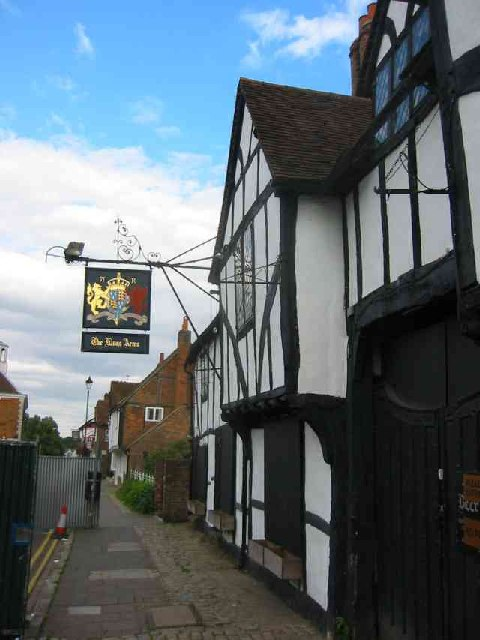 The Kings Arms, Amersham {Old Town}