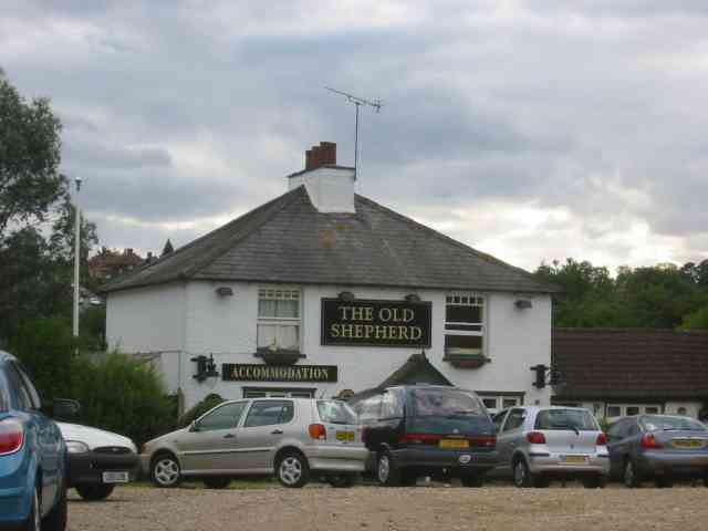 The Old Shepherd Pub Chorleywood