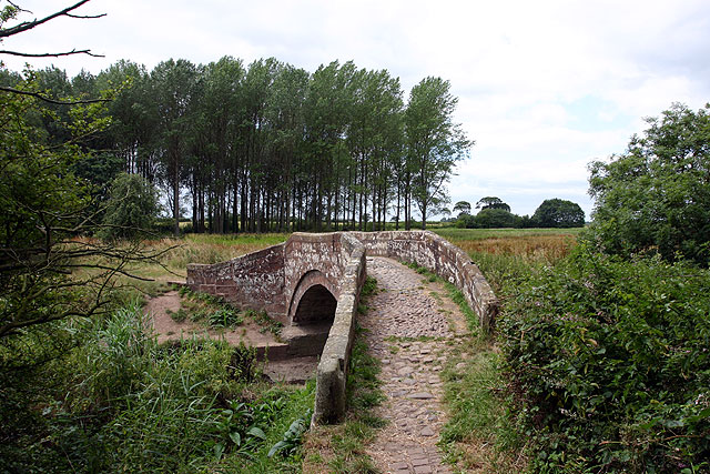 "One of the ""Roman"" Bridges"