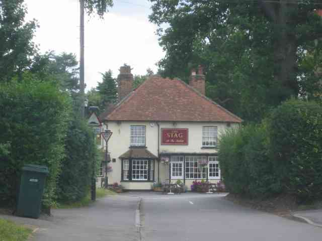 The Stag at Swillets Chorleywood.
