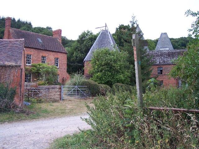 Upper Mitchell Farm, near Ledbury