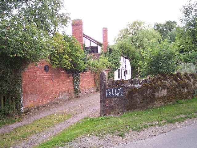 Petty France Farm, near Ledbury