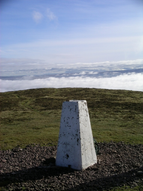 Scald Law Trig point