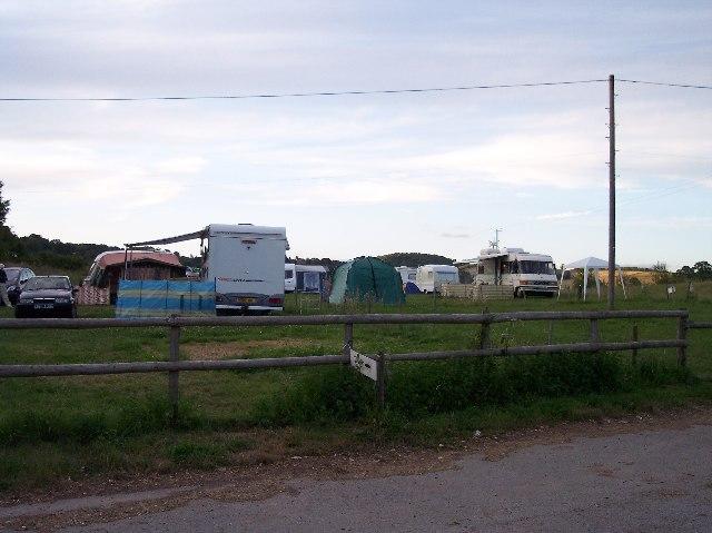 Frith Farm Camp Site