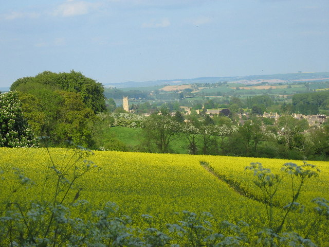 Footpath to Chipping Campden