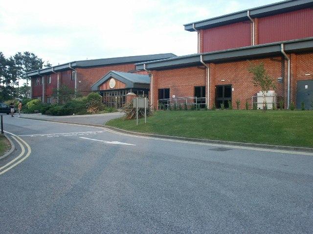 Sports Centre, Easton College