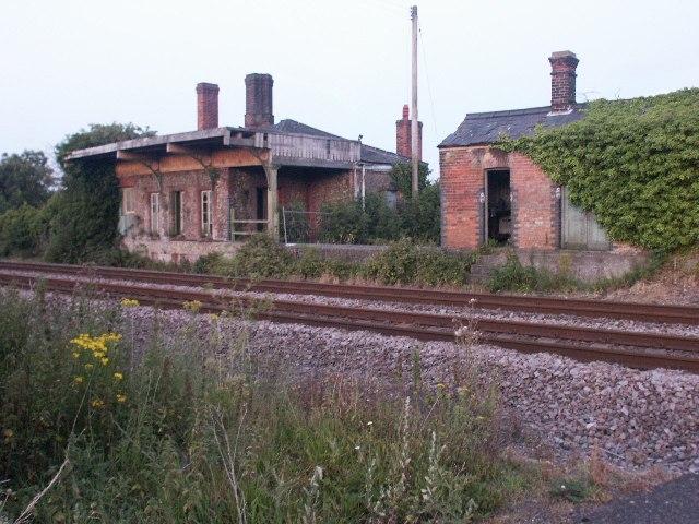 Hethersett station