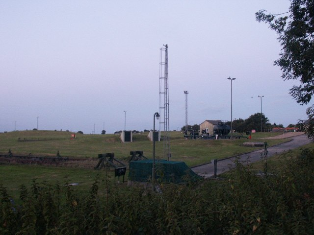 Petrol depot, Hethersett/Ketteringham