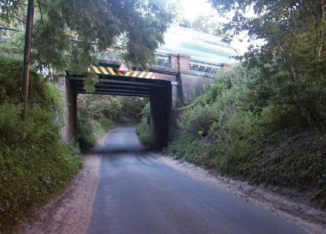 Railway bridge, Cantley Lane, Norwich