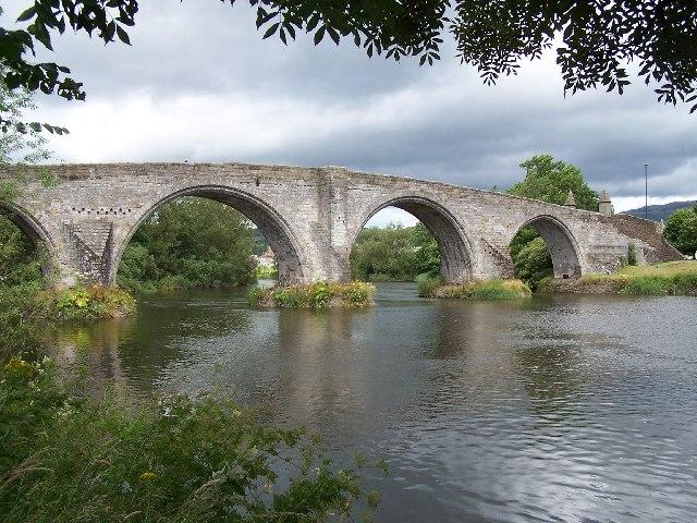 Old Bridge, Stirling
