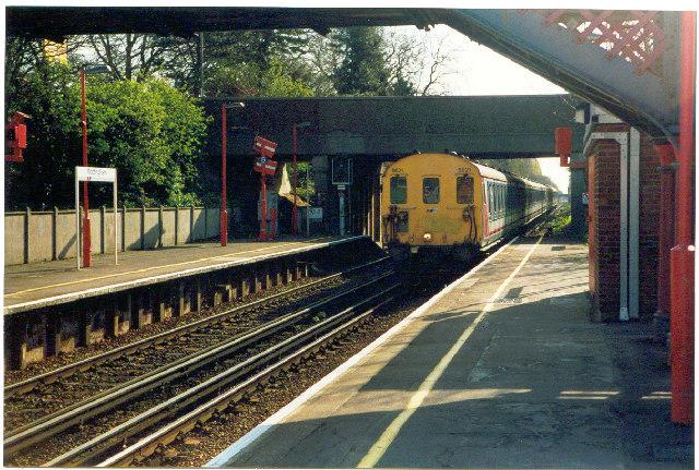 Mottingham Station