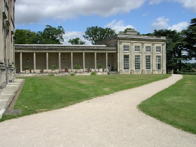 Attingham Hall
