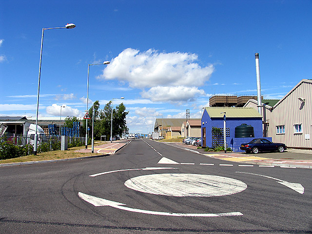 Warehouse Road: New Greenham Park
