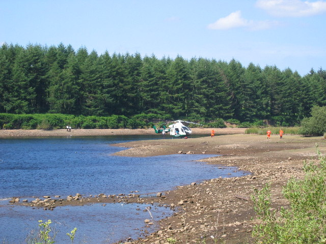 Cod beck Reservoir Incident