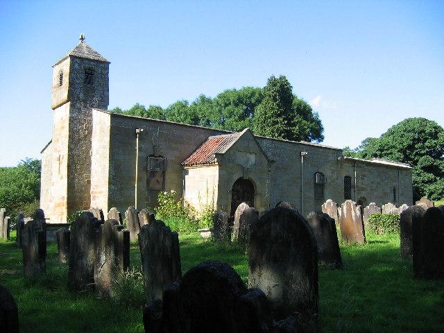 Ingleby Greenhow Church