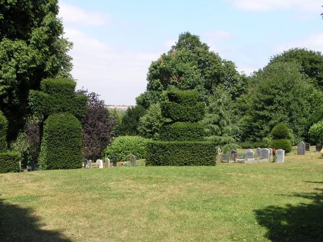 Nutfield Cemetery