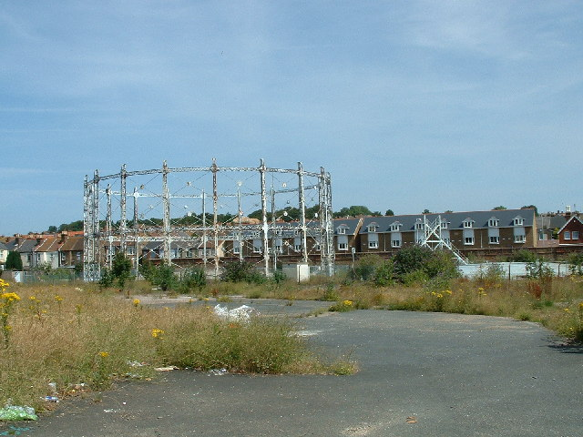 Disused Gas Works Site, Ramsgate