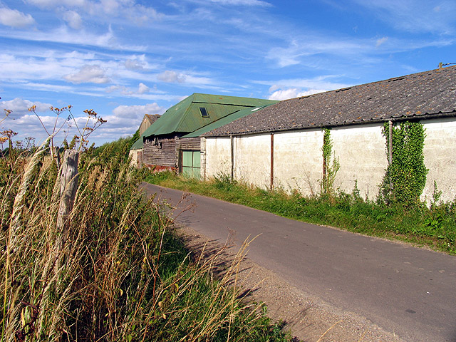 Barns near Headley