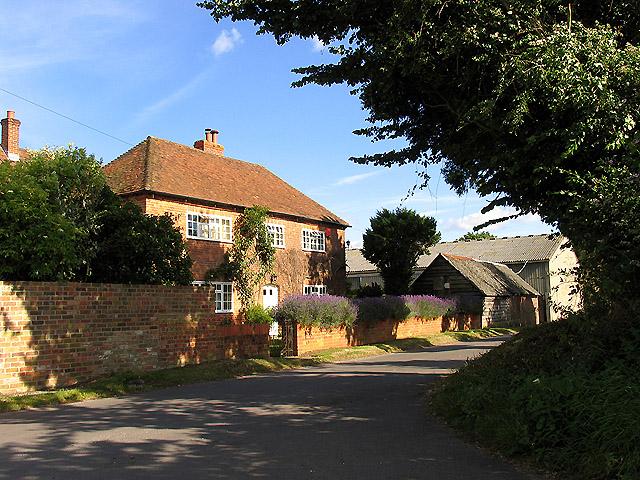 Farm near Headley