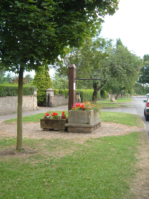 Braithwell Village pump
