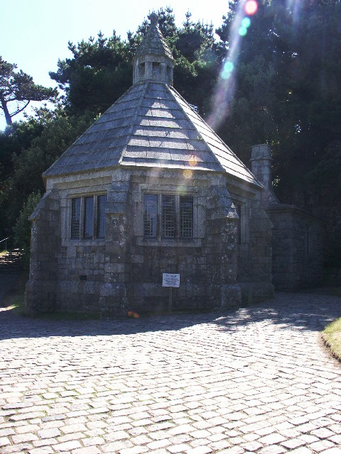 The Dairy, St. Michael's Mount