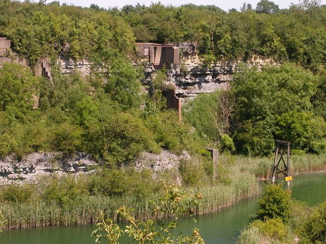 Nelson Quarry Stockton