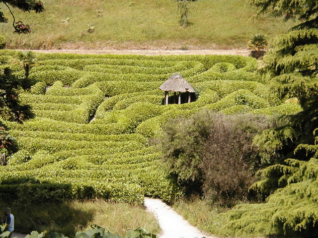 The Laurel Maze, Glendurgan