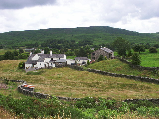 Ringhouse Farm and Cottages, Lake District