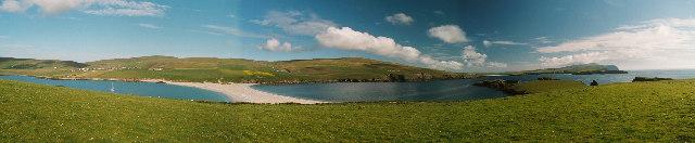 St Ninian's Isle - Tombolo