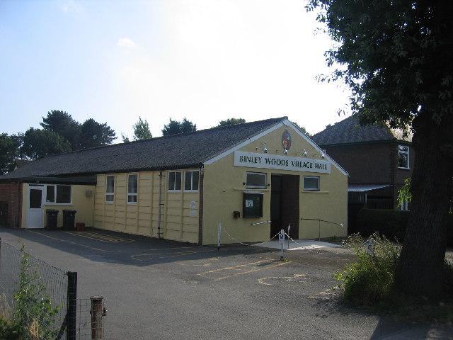 Binley Woods Village Hall