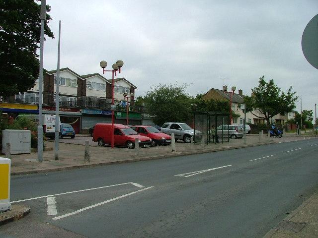 Hydean Way Shops