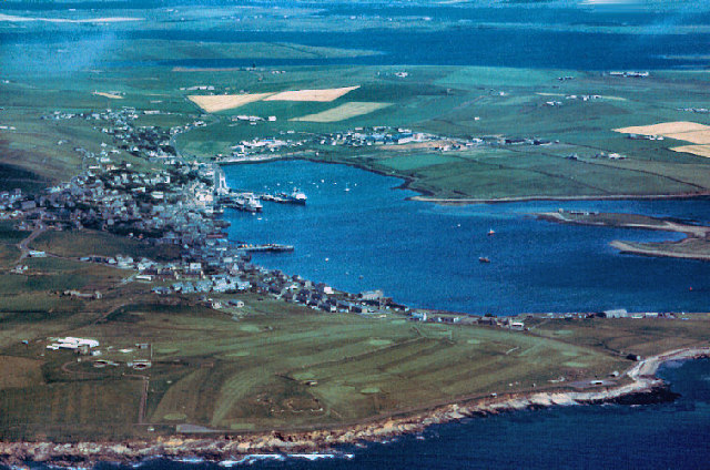 Stromness, The Mainland Orkney